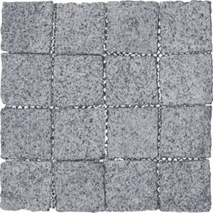 Dark Grey Granite Cobblestone