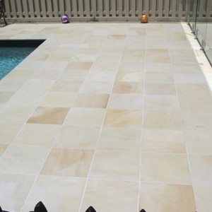 Drifting Sand Sandstone Honed Tiles