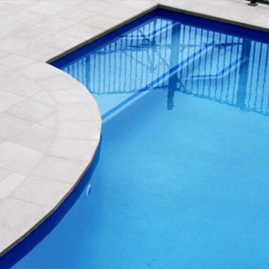 Mushroom Granite Pool Tiles