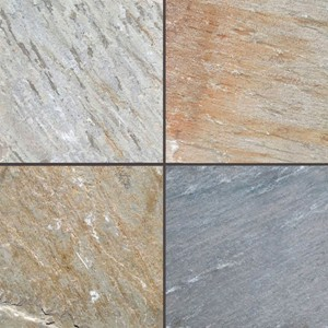 Natural Blend Quartzite Tiles