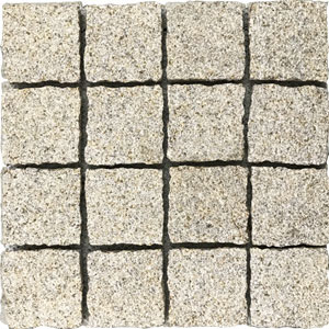 Almond Granite Cobblestone