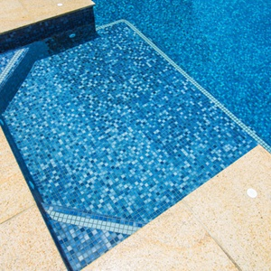 CMC360 Bering Sea 23mm tiles shown in place